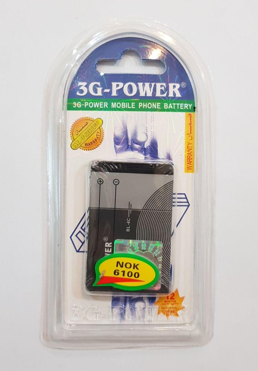 باتری نوکیا ۴c اورجینال پکدار